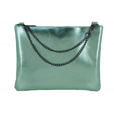POCHETTE DOPPIO MANICO | VERDE | DEVID LABEL | DL_PC2M6_VE