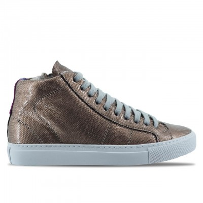 SNEAKER DA DONNA STAR2.0 - MADE IN ITALY | P448 | MARRONE