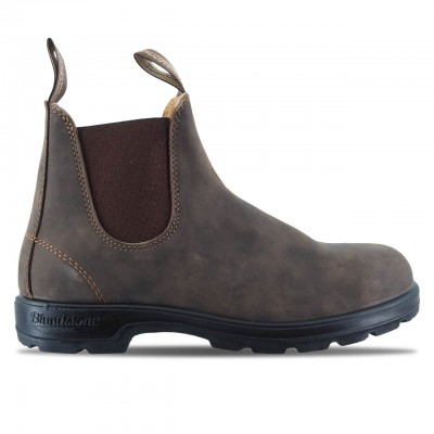 STIVALETTO IN PELLE EL BOOT RUSTIC CRAZY HOUSE | BLUNDSTONE | MARRONE | BCCAL0151