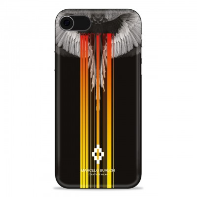 MARCELO BURLON | COVER PER IPHONE 8 7 6 6S NERO | MBU_M8-WINGSBM