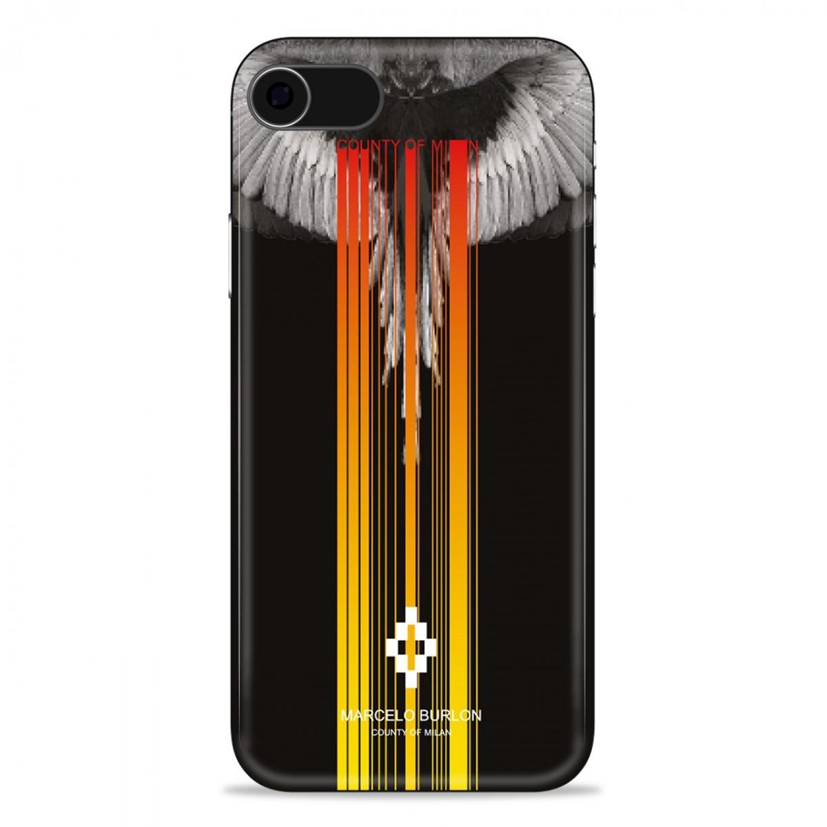 meilleur site officiel de vente chaude mode la plus désirable Wings Cover iPhone 8+ 7+ 6+ 6s+ Black