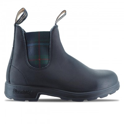 STIVALETTO IN PELLE EL BOOT BLACK GREEN | BLUNDSTONE | NERO | BCCAL0416