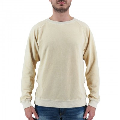 DEVID LABEL | IVORY MAN'S SWEATSHIRT | DL_18549_009