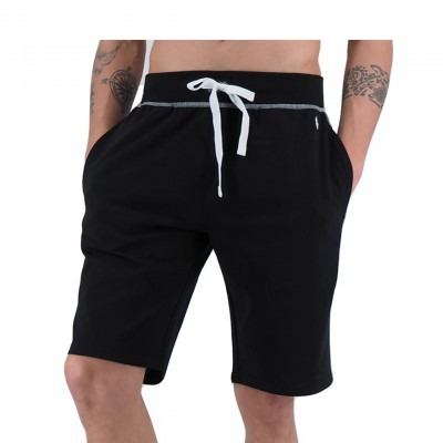 Polo Ralph Lauren | SLEEP SHORT BOTTOM NERO | RLU_714730619003