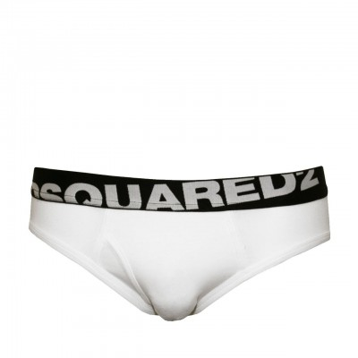 Dsquared2 | Briefs With White Logo | DSQ_DCL670030-110