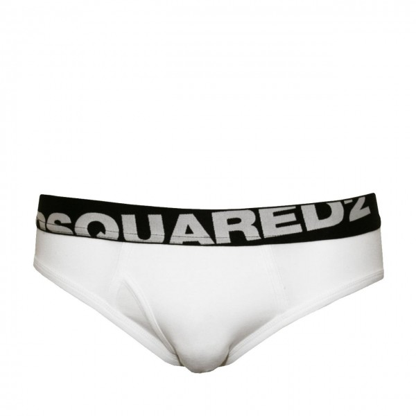 Dsquared2   Briefs With White Logo   DSQ_DCL670030-110