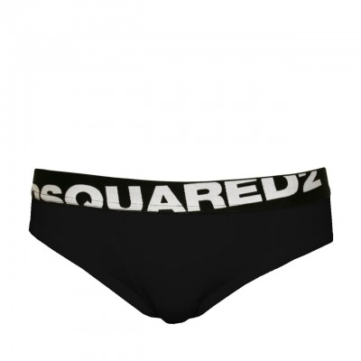 Dsquared2 | Briefs With Black Logo | DSQ_DCL670030-200