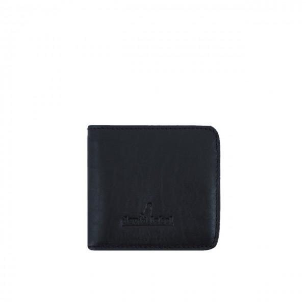 Devid Label | Leather Wallet | DL_PF5_NERO