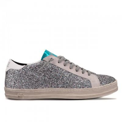 P448 | Sneaker A8 John Silver | CL_A8JOHN_SILVER GLT