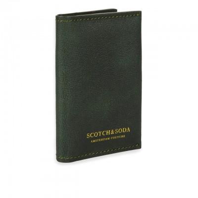 Scotch & Soda | Drapey Textured Blazer With Tie Detail Nero | S&S_149208_2763