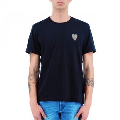 Daniele Alessandrini   T-Shirt Il Cuore E La Bocca Blu   DAL_M6881E6433902_23