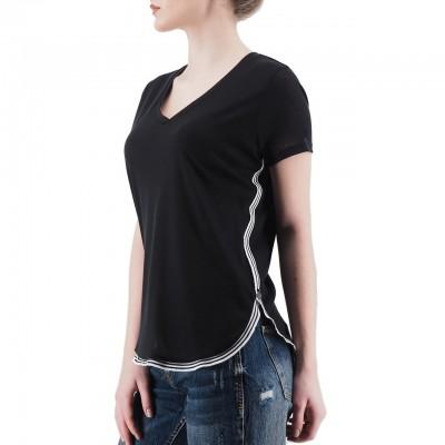 Scotch & Soda | T-Shirt Sportiva Nero | S&S_150279_8