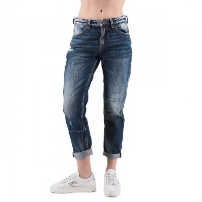 Scotch & Soda | Bandit Bison Blauw Jeans Blu | S&S_148640_2660