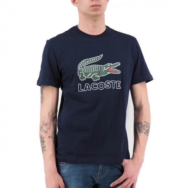 Lacoste | T-SHIRT Blu | LAC_TH6386 00_166