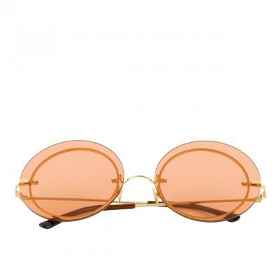Spektre | Gold Narcissus Sunglasses | SPE_NA02EFT