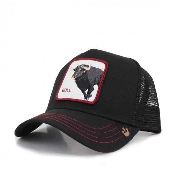 Goorin Bros. | Black Honky Bull Baseball Hat | GOB_101-0268-BLK