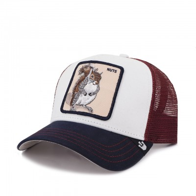 Goorin Bros. | Cappello Da Baseball Bonkers Bianco | GOB_601-9406- WHI
