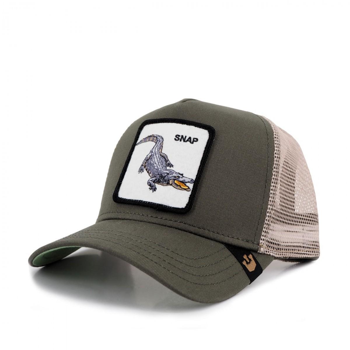 9b76e2438 Cappello Da Baseball Snap At Ya Verde