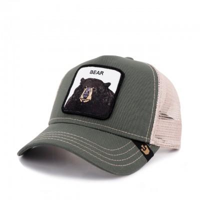 Goorin Bros.   Bear Baseball Hat   GOB_101-0254-OLI