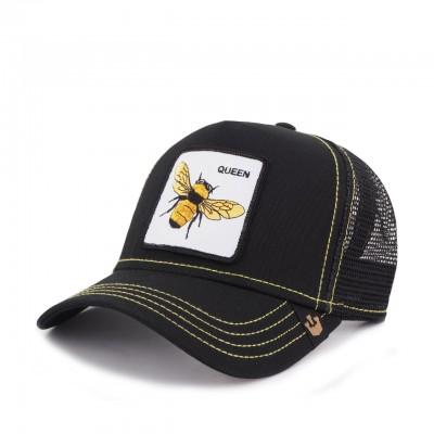 Goorin Bros.   Queen Bee Baseball Hat Black   GOB_101-0245-BLK