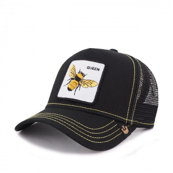 Goorin Bros. | Cappello Da Baseball Queen Bee Nero | GOB_101-0245-BLK