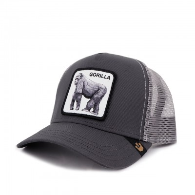 Goorin Bros. | Cappello Da Baseball King Of The Jungle Grigio | GOB_101-0333-GRY