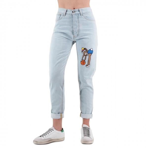 Tpatch | Lola Bunny Basketball Jeans Blu | TPA_JELB03