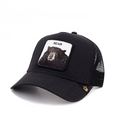 Goorin Bros. | Cappello Da Baseball Black Bear Blu | GOB_101-0220-BLK