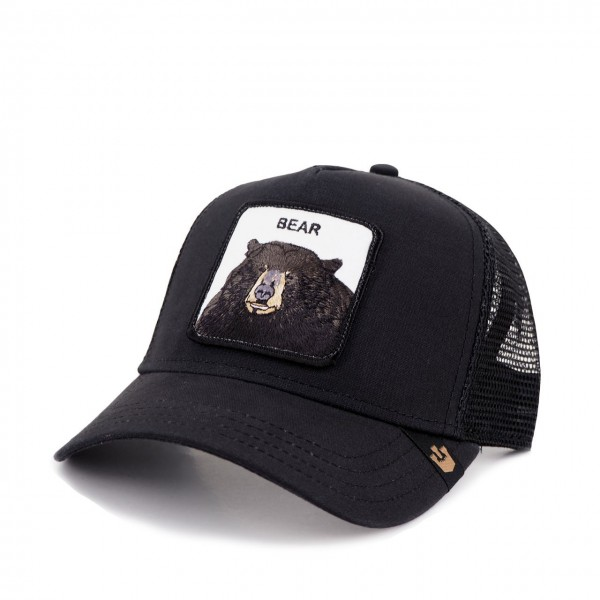 Goorin Bros.   Cappello Da Baseball Black Bear Blu   GOB_101-0220-BLK