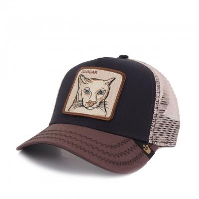 Goorin Bros. | Cappello Da Baseball Cougar Marrone | GOB_101-4283-NVY