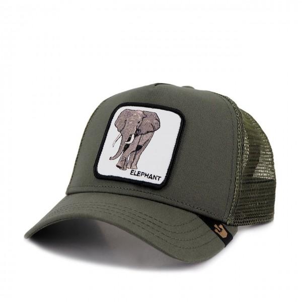 Goorin Bros. | Cappello Da Baseball Elephant Verde | GOB_101-0334-OLI