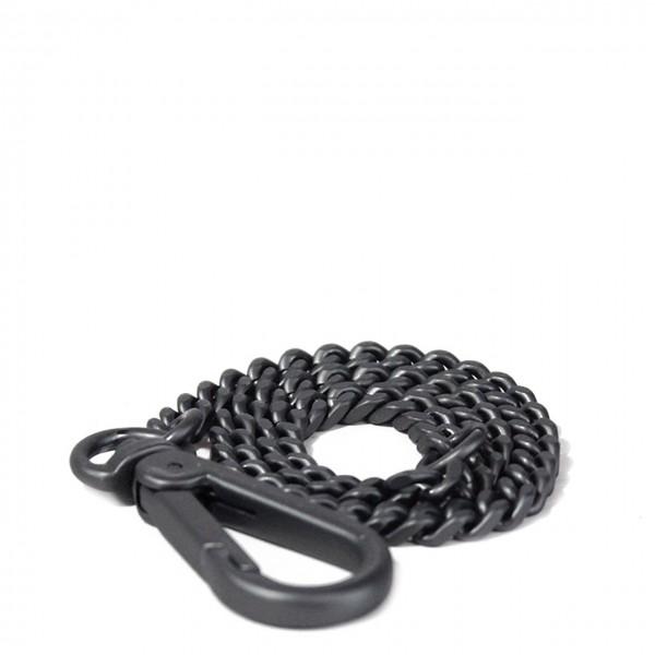 Kjore Project | Black iClutch Chain Pants Nero | KPJ_ICLUTCHCHAIN_NERO
