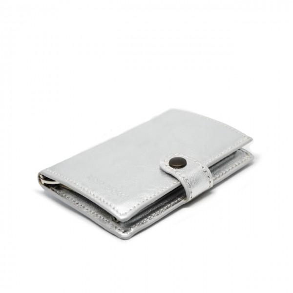 Kjore Project | Silver iClutch + Coins Argento | KPJ_ICLUTCHCOINS_ARGENTO