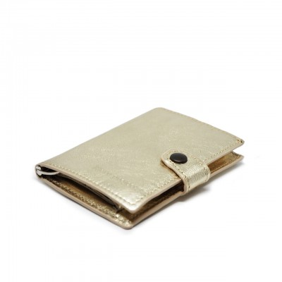Kjore Project | Gold iClutch + Coins Oro | KPJ_ICLUTCHCOINS_ORO