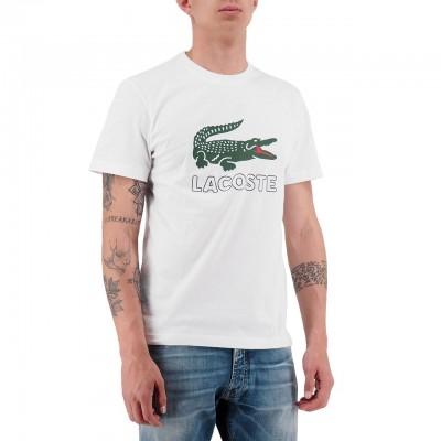 Lacoste   T-Shirt White   LAC_TH6386_001
