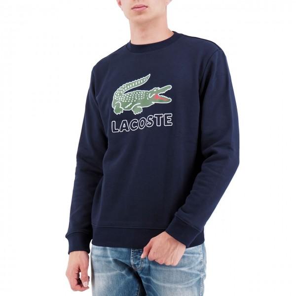 Lacoste | Blaues Sweatshirt | LAC_SH6382_166