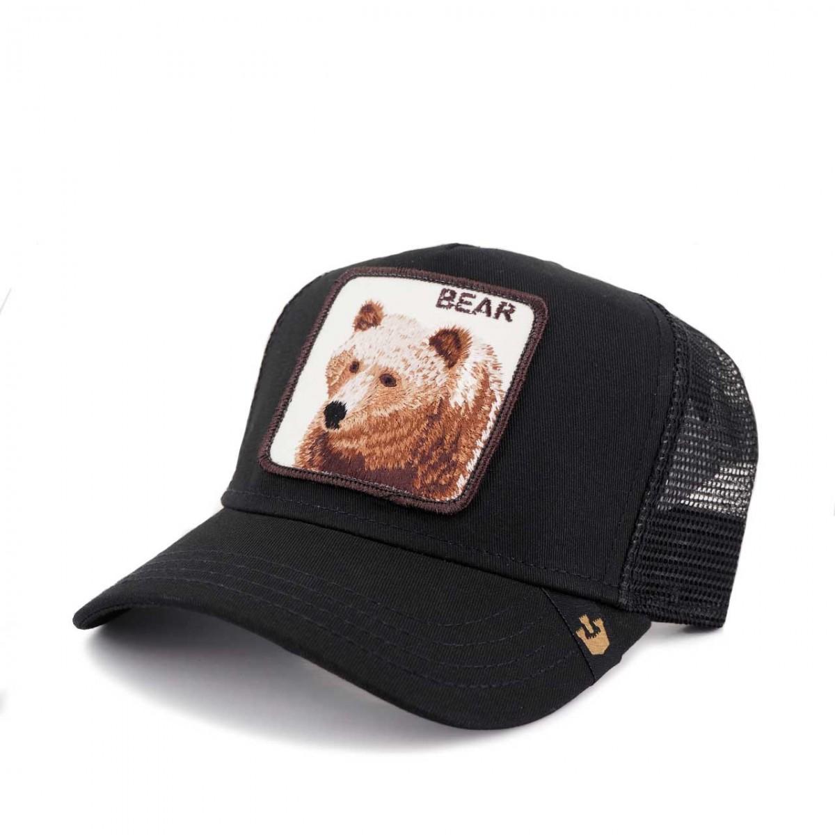 3235cefe Goorin Bros. | Black Bear Baseball Hat | GOB_101-9483-BK