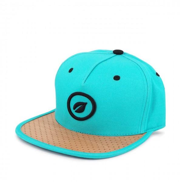 Recreate | Pois Snapback Hat Blu | RCA_POIS_BL-BR