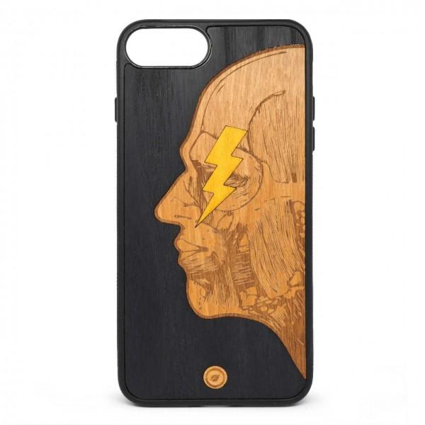 Recreate | Cover Wood Head 8+ 7+ 6s+ 6+ Nero | RCA_HEAD8+7+6+6S+_BLK-BR