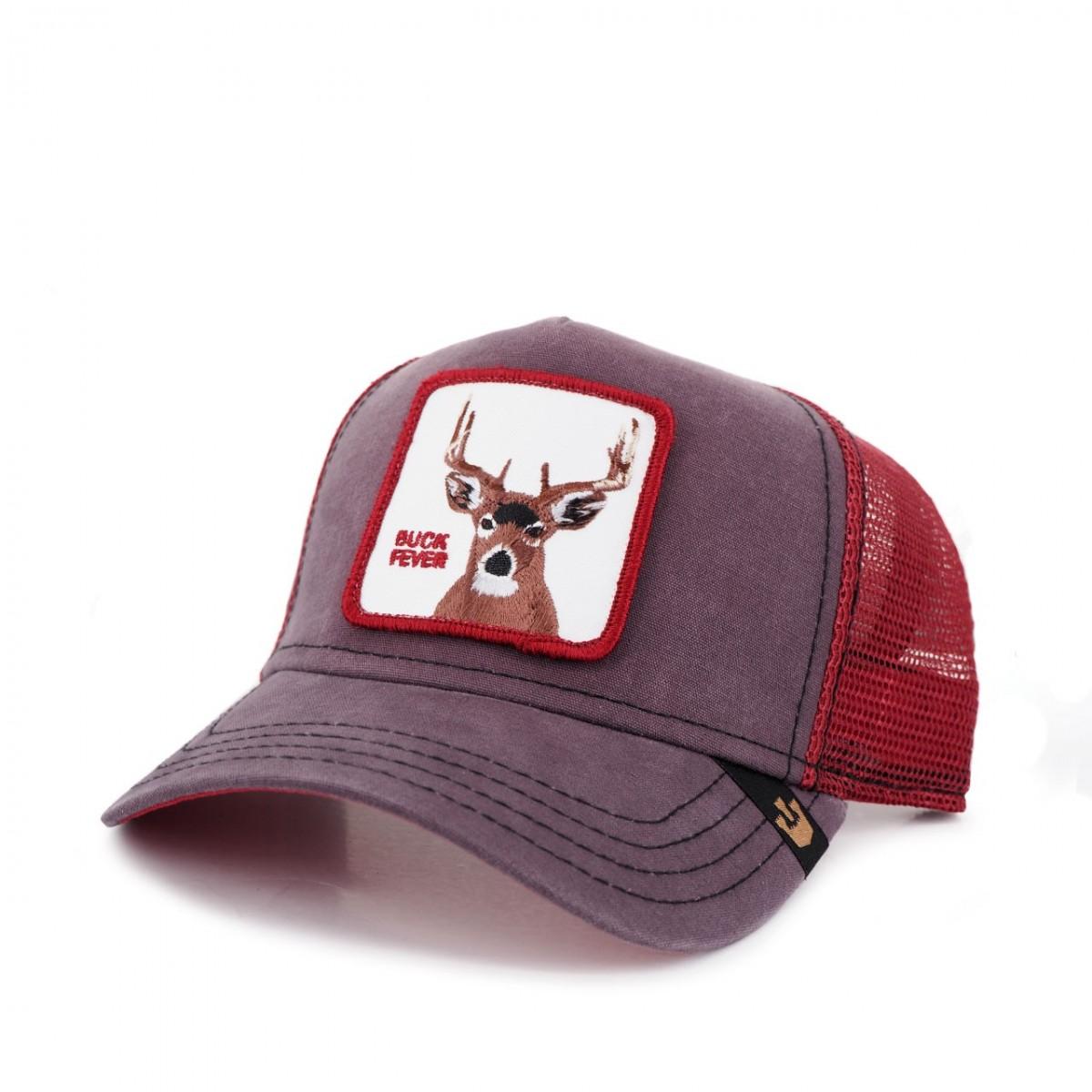 b3489ca6af6 Goorin Bros.   Gorra de béisbol de ciervo marrón   GOB_101-2748-BRO