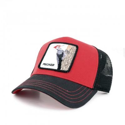 Goorin Bros. | Cappello Da Baseball Woody Wood Rosso | GOB_101-6096-RED