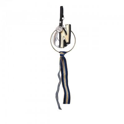 Gum Gianni Chiarini Design | Metal Letter Keychain | GUM_PCRING_LETTERG