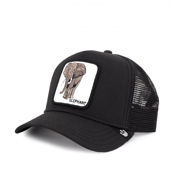 Goorin Bros. | Elephant Baseball Hat Black | GOB_101-0561-BLK