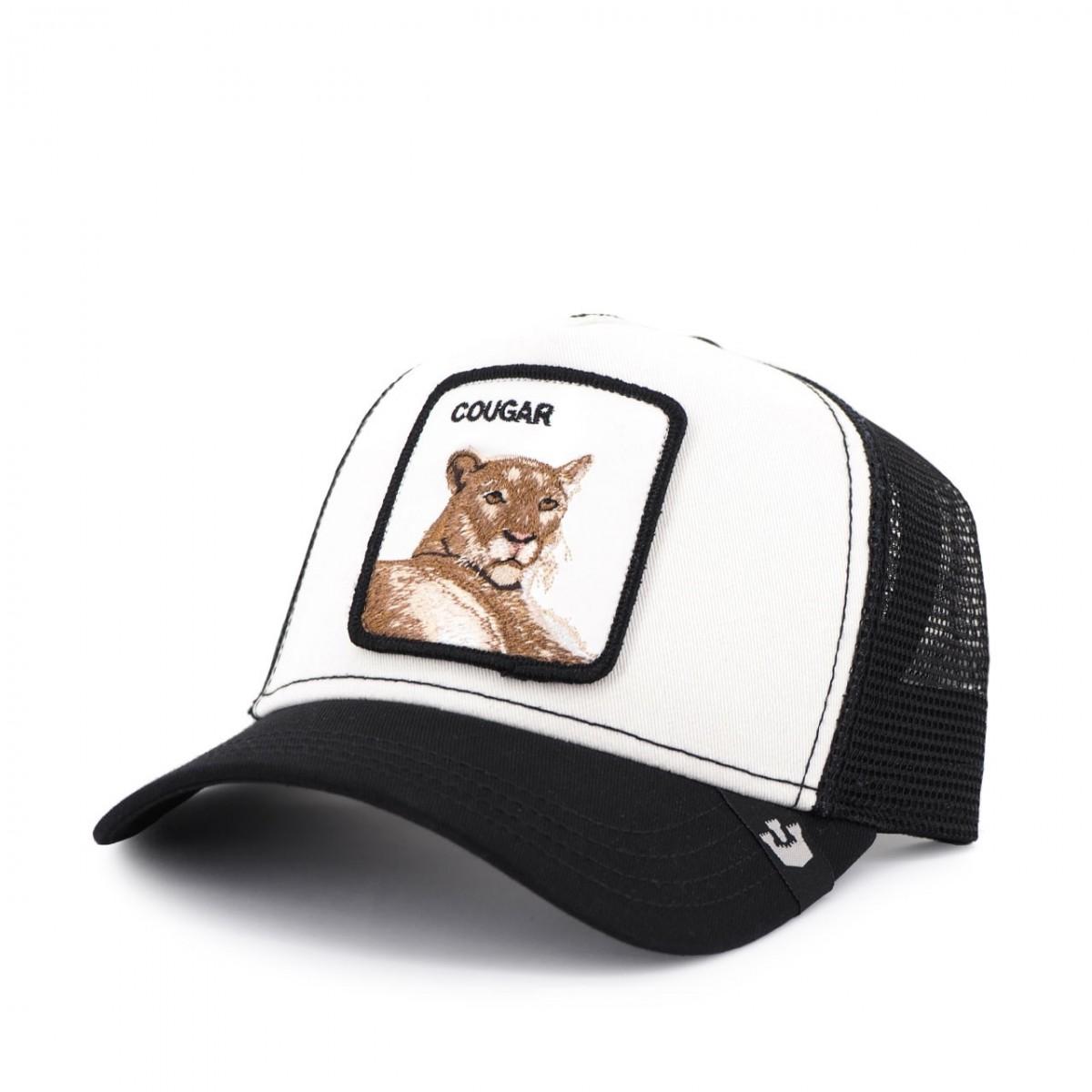 8ab892b9a2bc41 Goorin Bros. | Cougar Baseball Hat Black | GOB_101-0570-BLK