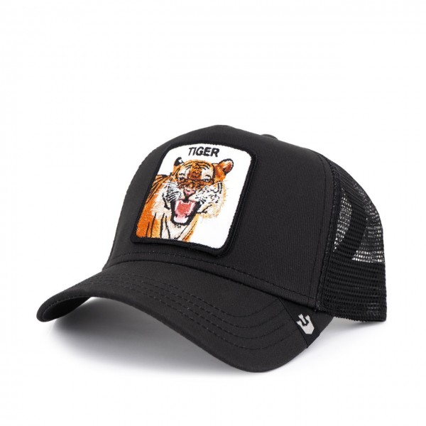 Goorin Bros. | Black Tiger Baseball Hat | GOB_101-0599-BLK