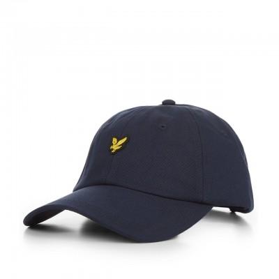 Lyle & Scott | Blue Baseball Cap | LYS_MLSHE906A Z271