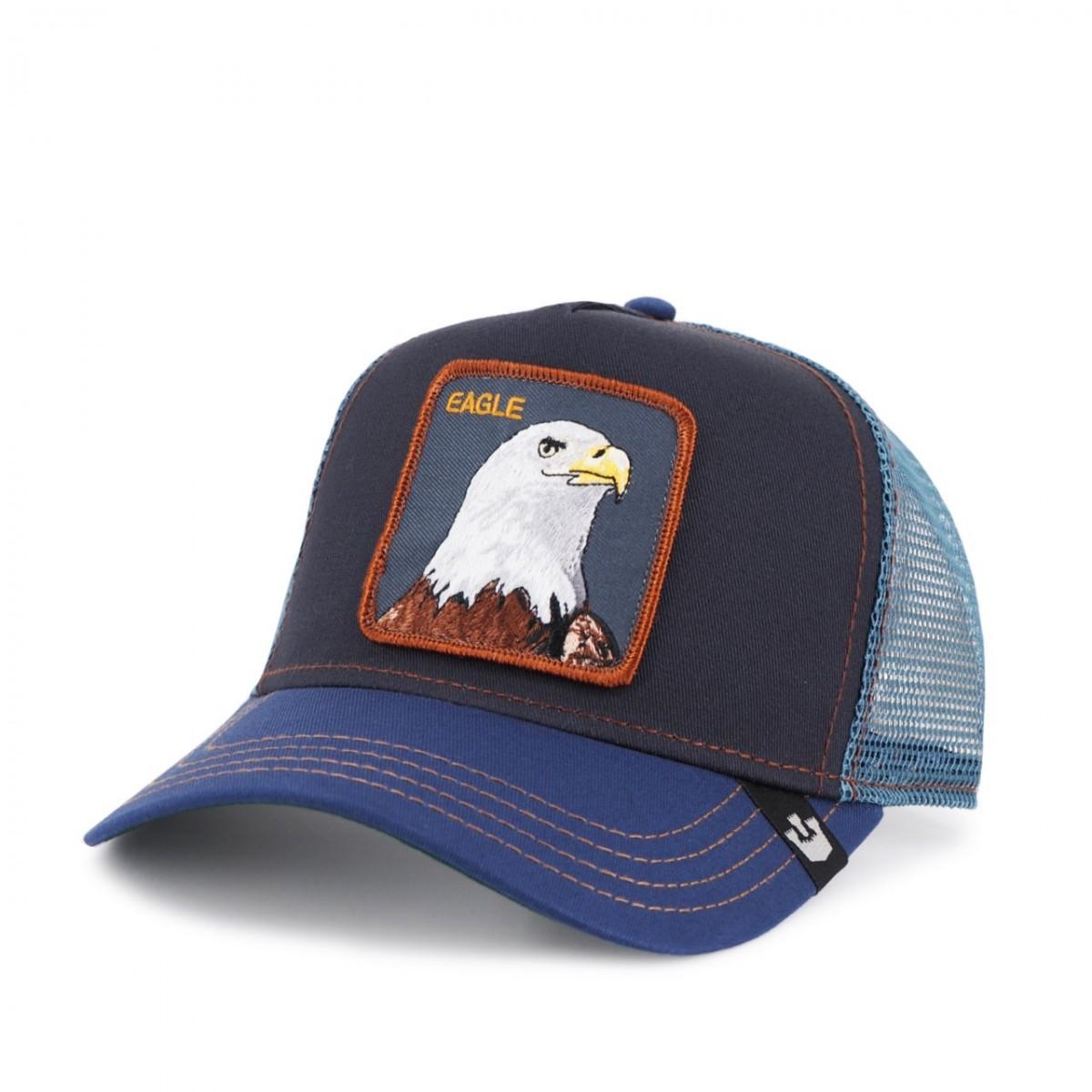 13d8e199a Blue Eagle Baseball Hat