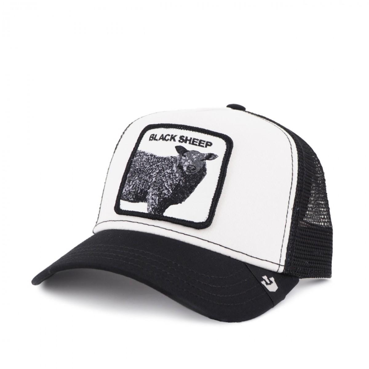 1bb7043db Cappello Da Baseball Black Sheep Nero