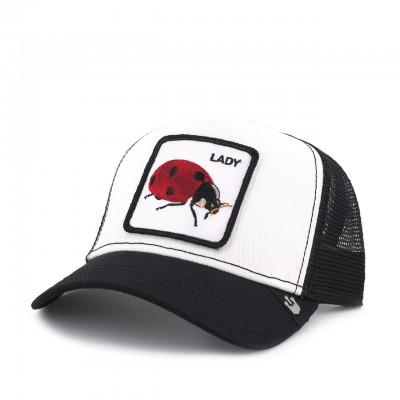 Goorin Bros. | Lady Baseball Hat Black | GOB_101-0571-BLK