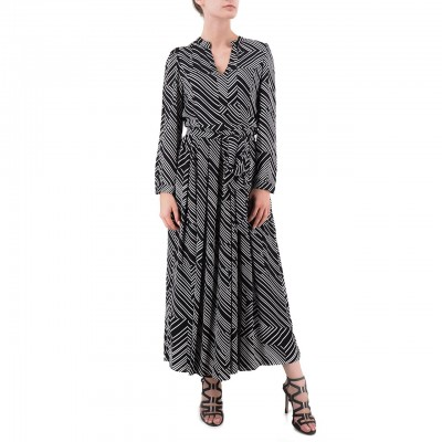 Anonyme | Beatrice Dress Nero | ANY_U139FD045_BLACK